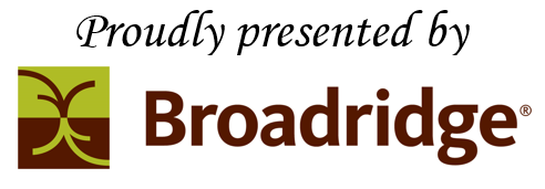 Proudly presented by Broadridge - ENG